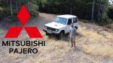 Testamos o Mitsubishi Pajero e fomos para o todo terreno